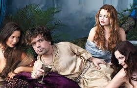 Peter Dinklage in Playboy
