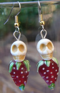 My favorites. And you can also wear them for: Día de Muertos!