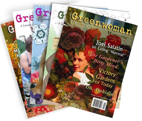 If you're a garden writer, you can have a 1/4 page ad in Vols. 1-6 for a great price!