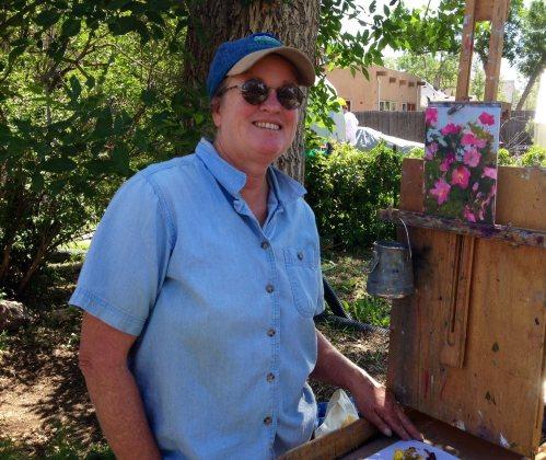 Garden Artist Bridget O'Hara
