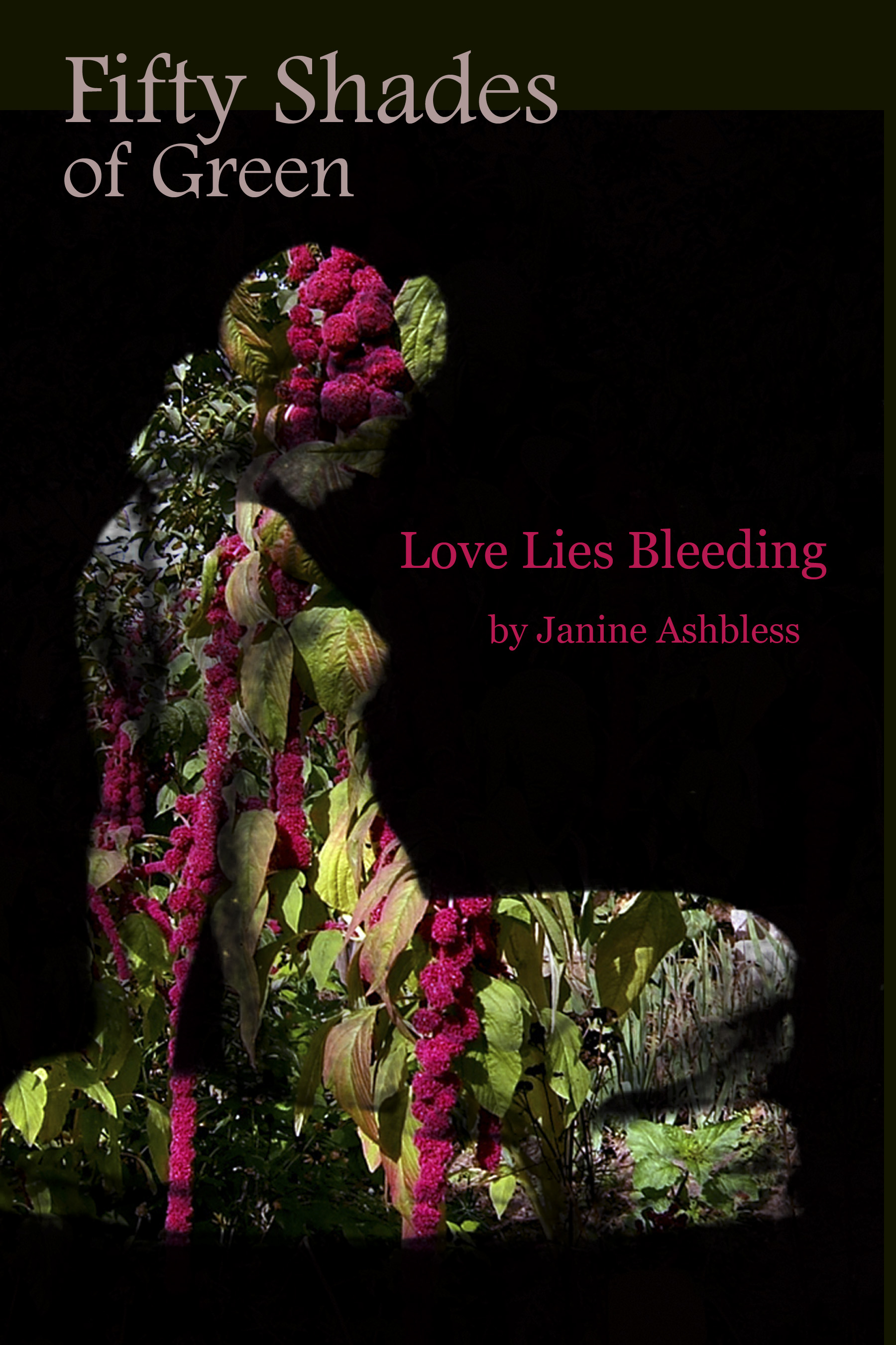 fifty shades of green florasforum beautiful cover for love lies bleeding created by zora