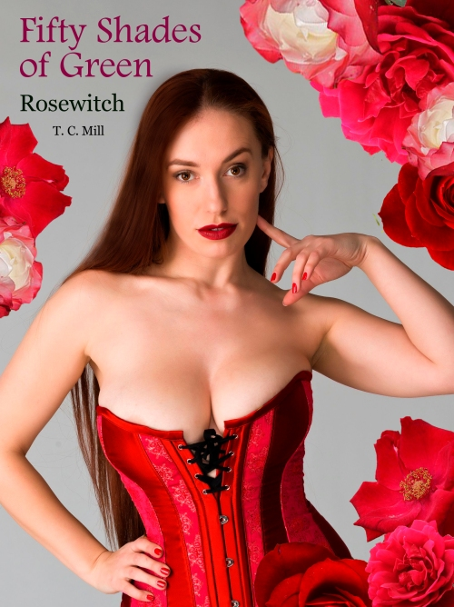 "We end the tour with the sexy sorcery of ""Rosewitch."""