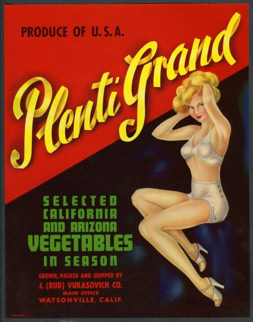 PLENTI-GRAND-SEXY-PIN-UP-GIRL-in-BRA-PANTIES-VINTAGE1940s-VEGETABLE-CRATE (2)