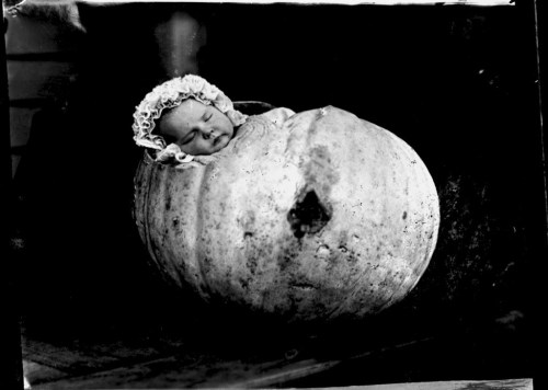 Halloween-Unidentified_baby_part_of_a_mixed_selection_of_lantern_slides_and_negatives_from_John_Flynns_teaching_days_in_Gippsland_and_early_AIM_Australian_Inland_Mission_1906_National_Li