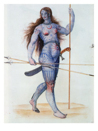 blue-woad-pictish-woman-tattoos